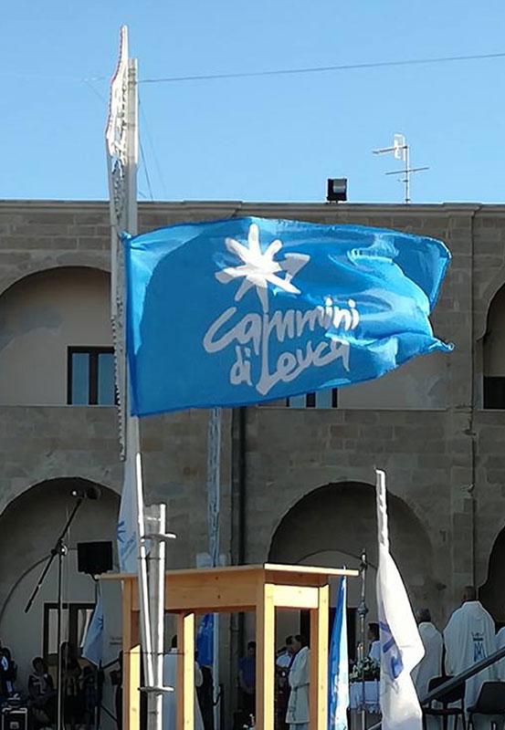 Bandiera Cammini di Leuca