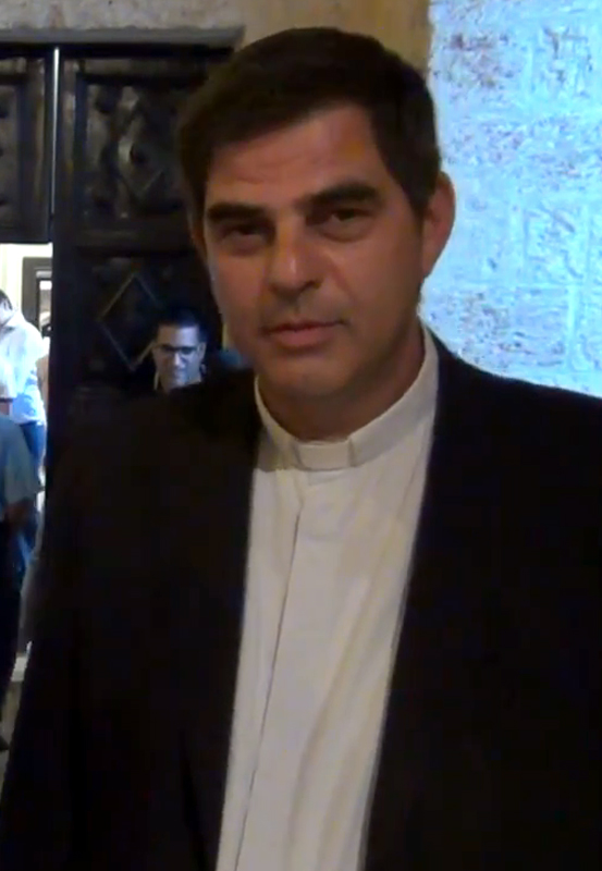 don Stefano Ancora - presidente PCE