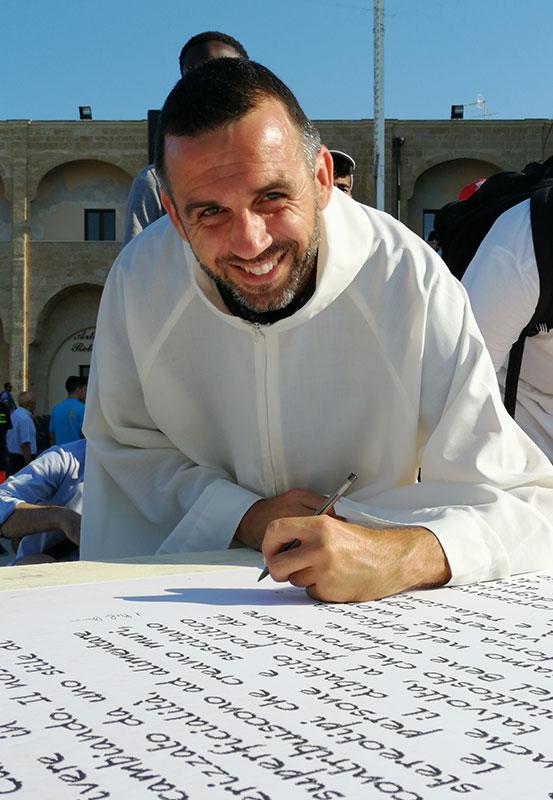 Firma Carta di Leuca